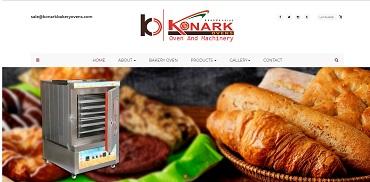 Konark Bakery Oven
